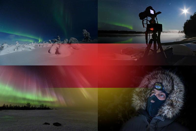 Feuerfüchse - Das Polarlicht-Handbuch
