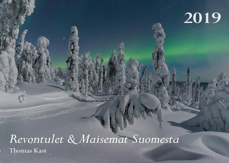 Wall calendar 2019 cover
