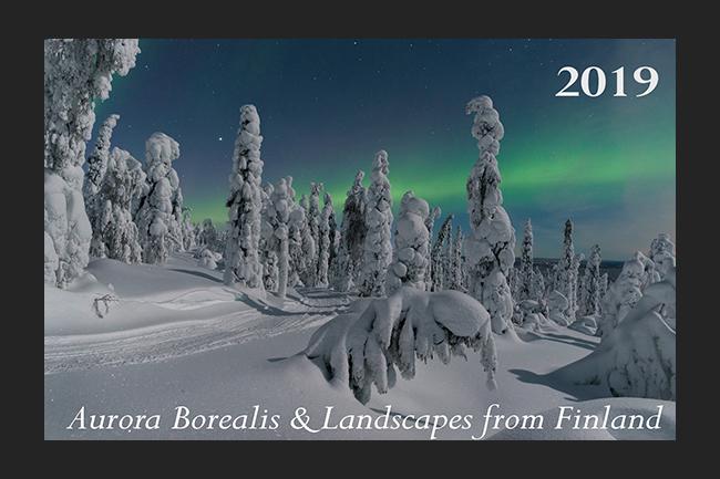 Wall calendar 2019 - cover