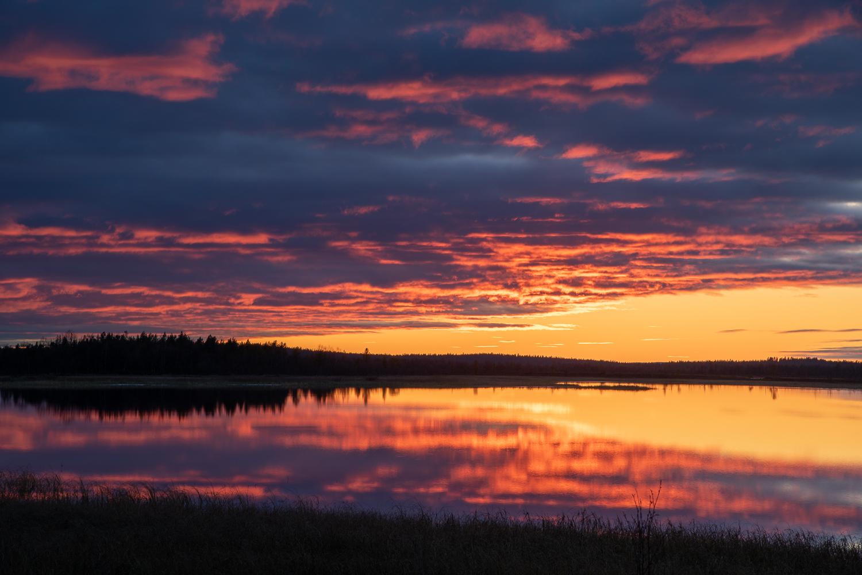 Sunset/Sonnenuntergang