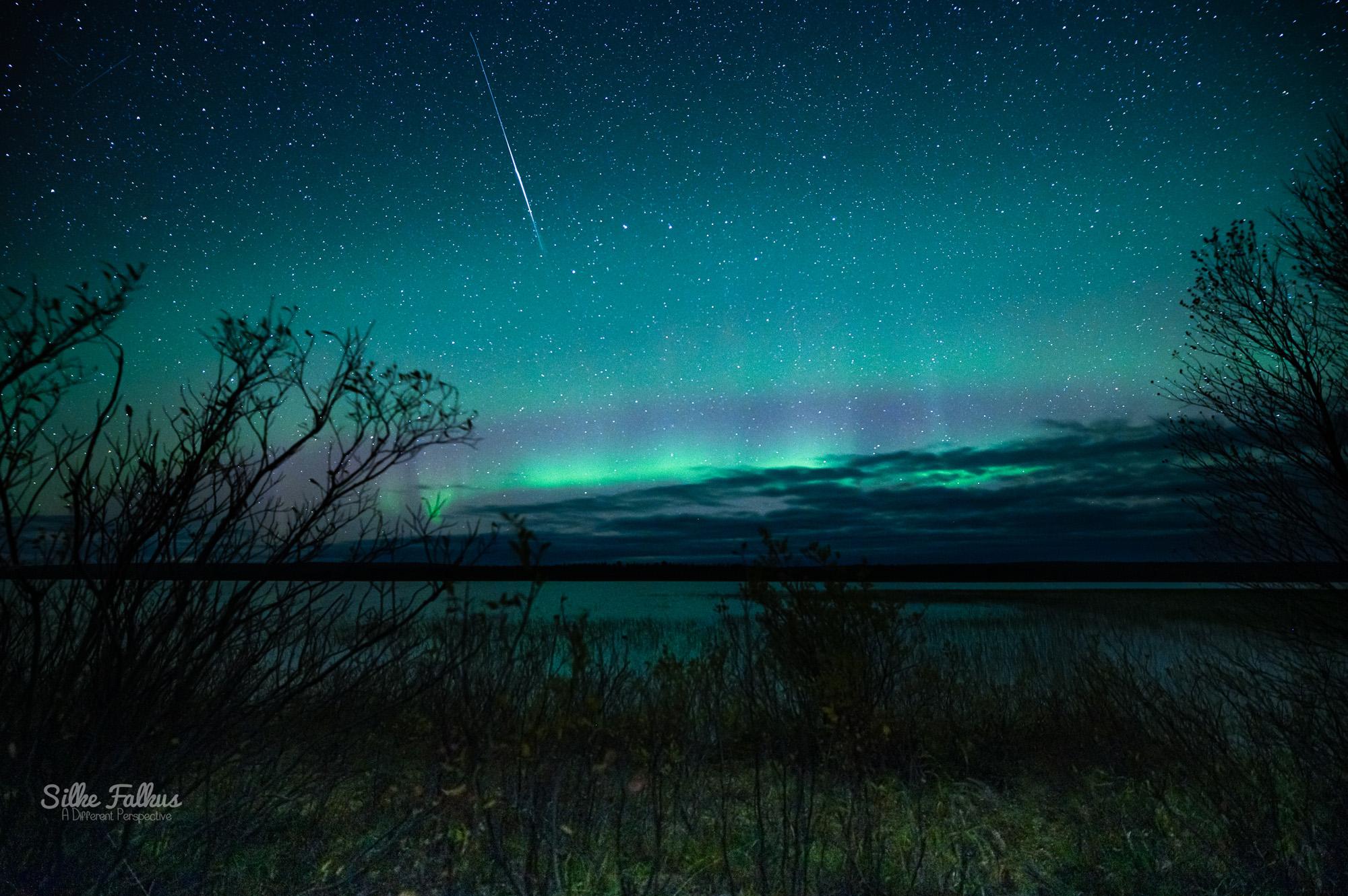 Aurora Basecamp October - Silke_Polarlicht1