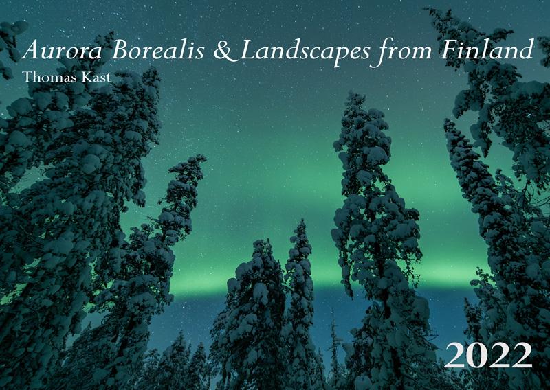 Calendar 2022 - Front cover